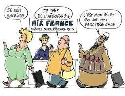 Air France aux mains des islamistes ?