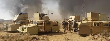 La bataille de Mossoul, nouvelle stratégie de la coalition pour abattre Bachar ?