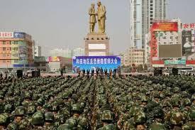 Des soldats du Califat en Chine ?