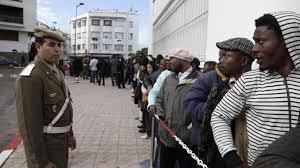 L'Algérie interdit-elle aux migrants de prendre le bus ?