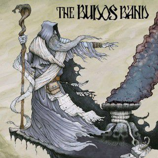 [The Budos Band - burnt offering LP - 2014]