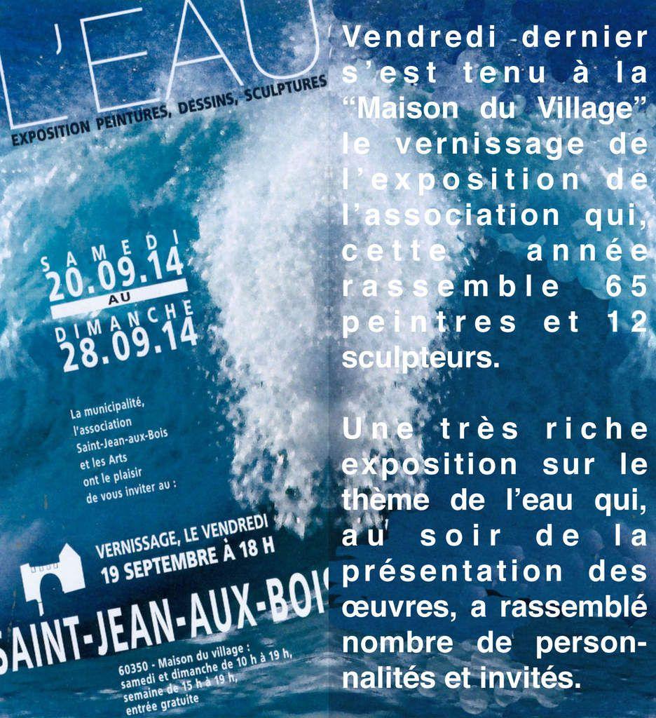 Saint-Jean-aux-Bois et les Arts