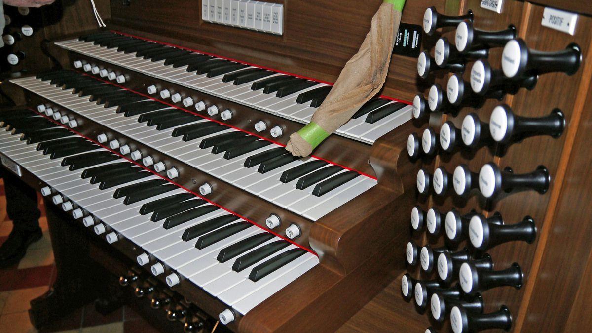 L'orgue de Saint-Jean