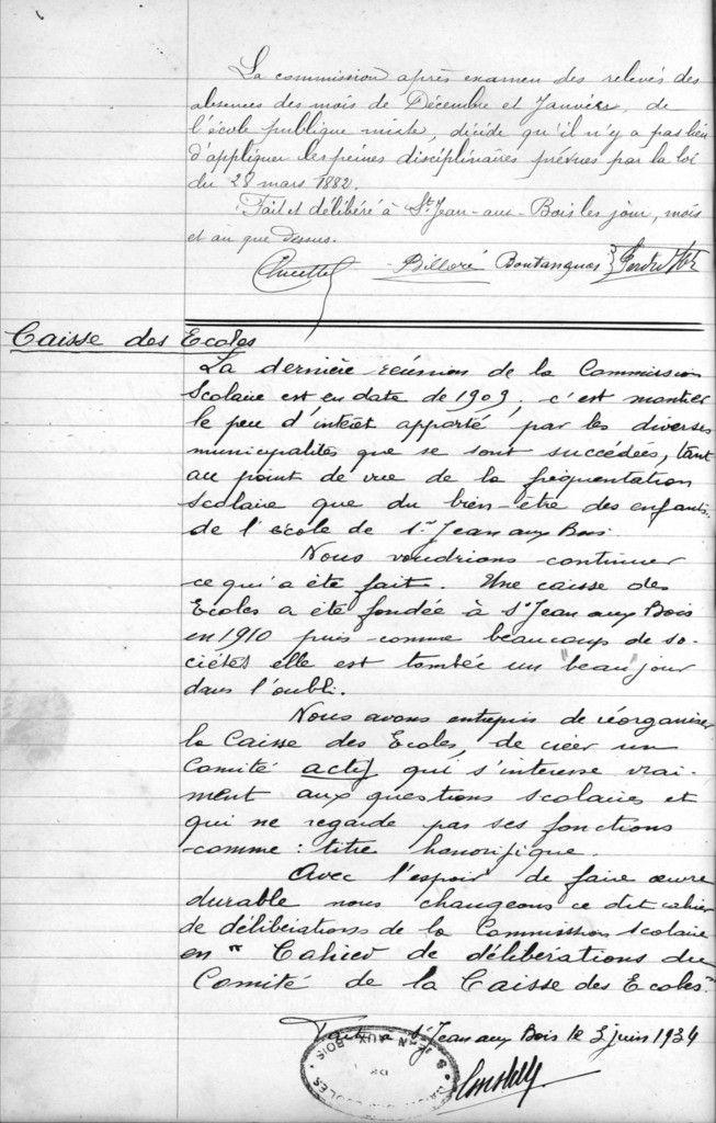 Instruction publique (archives)