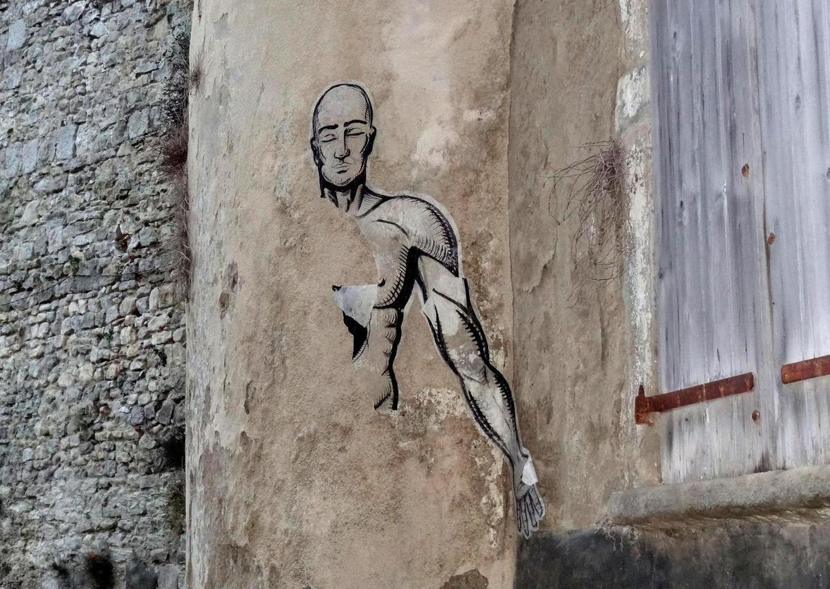STREET ART À SAUVE (GARD)