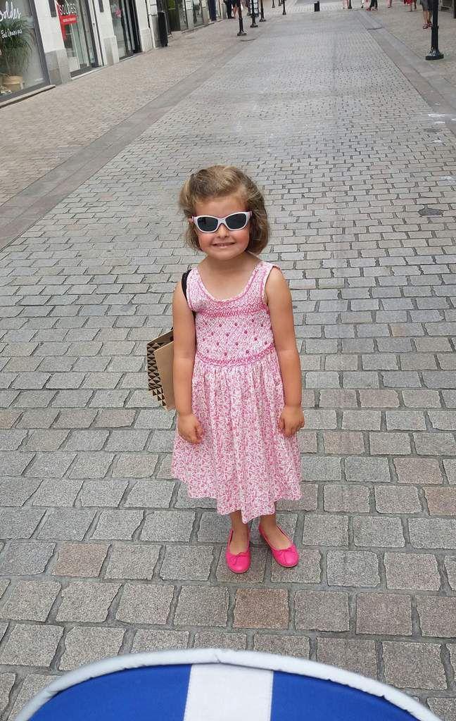 virée shopping en ville avec ma grande soeur
