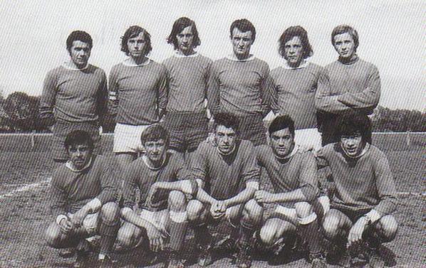 L'équipe A en 1973