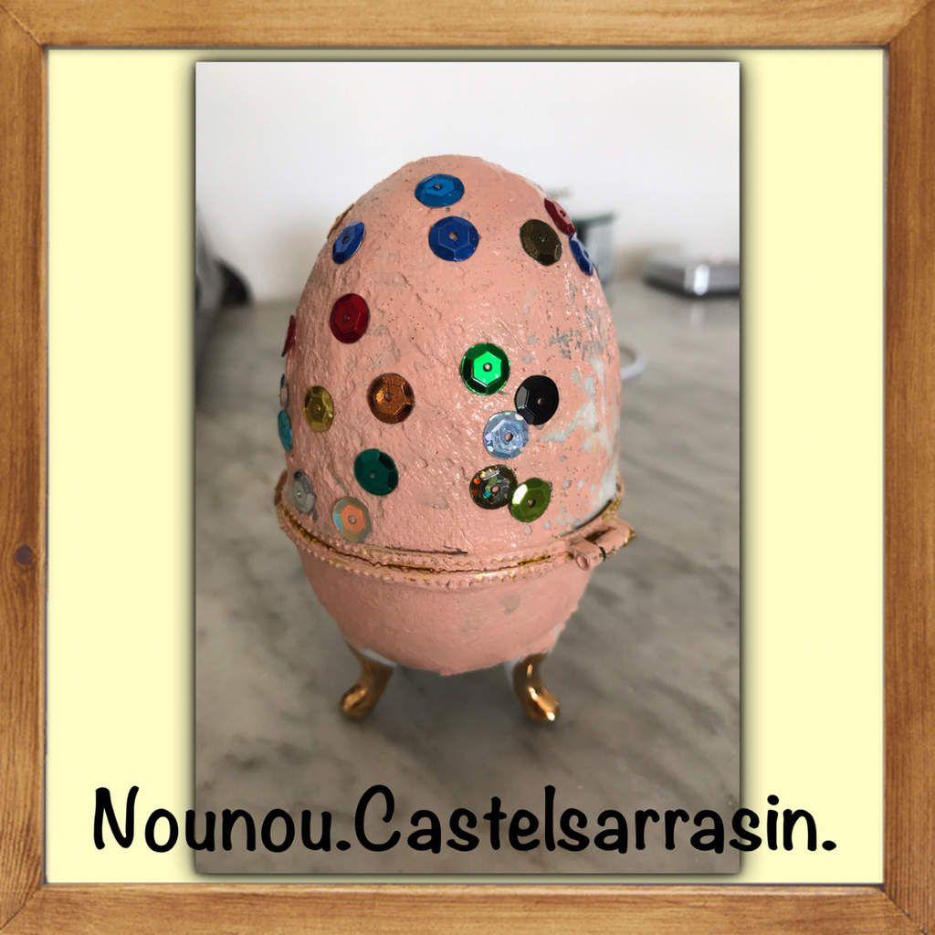 L œuf de Pâques