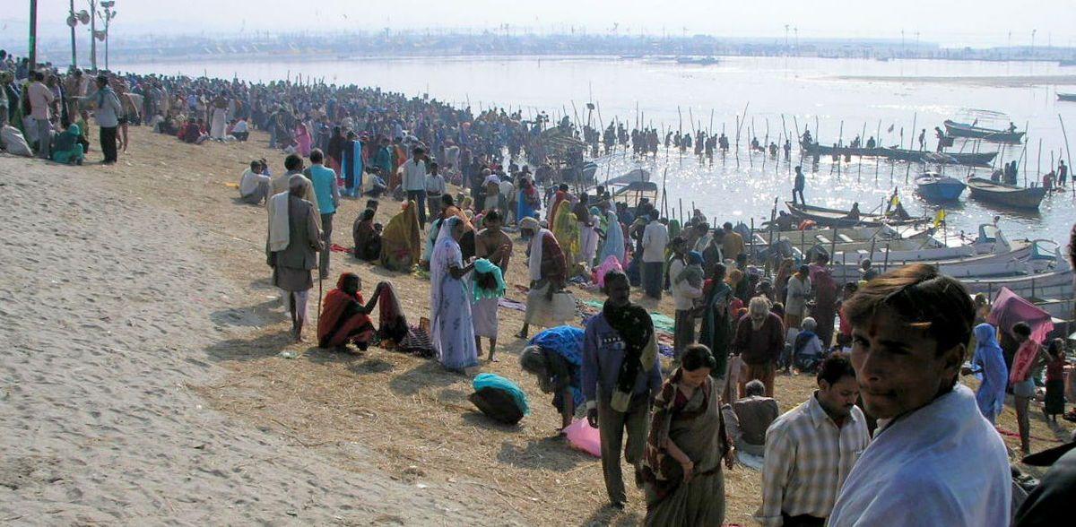 ALLAHABAD (Vallée du Gange)