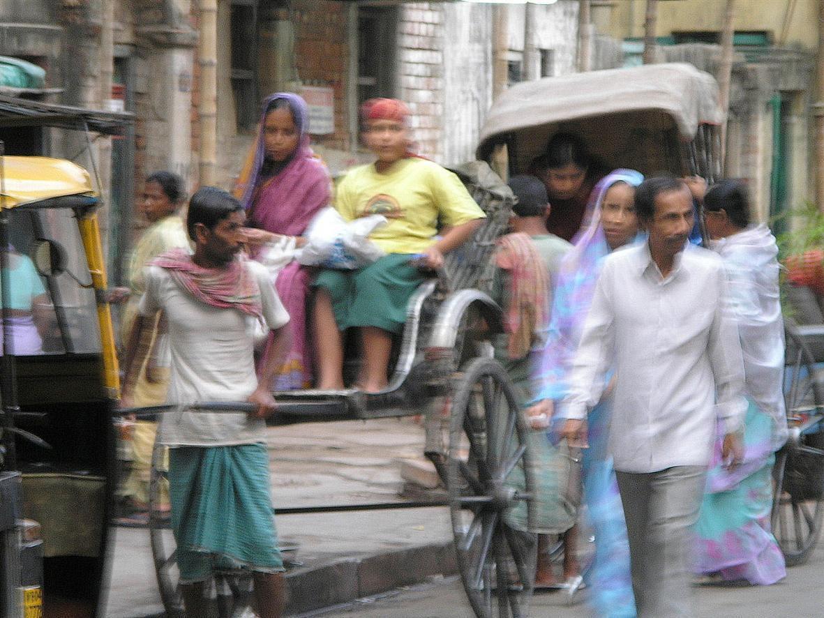 CALCUTTA (Bengale Occidental)