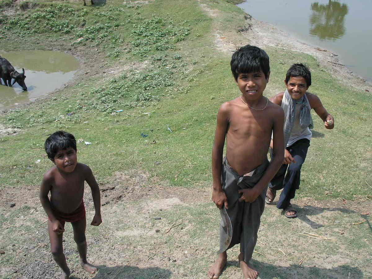 MAYAPUR (Vallée du Gange)