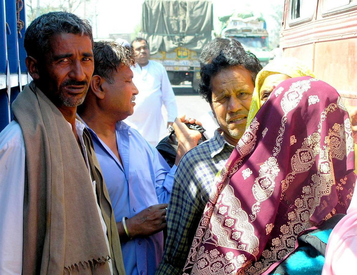 BRIJGHAT &amp&#x3B; DELHI (Fin du voyage dans la vallée du Gange)