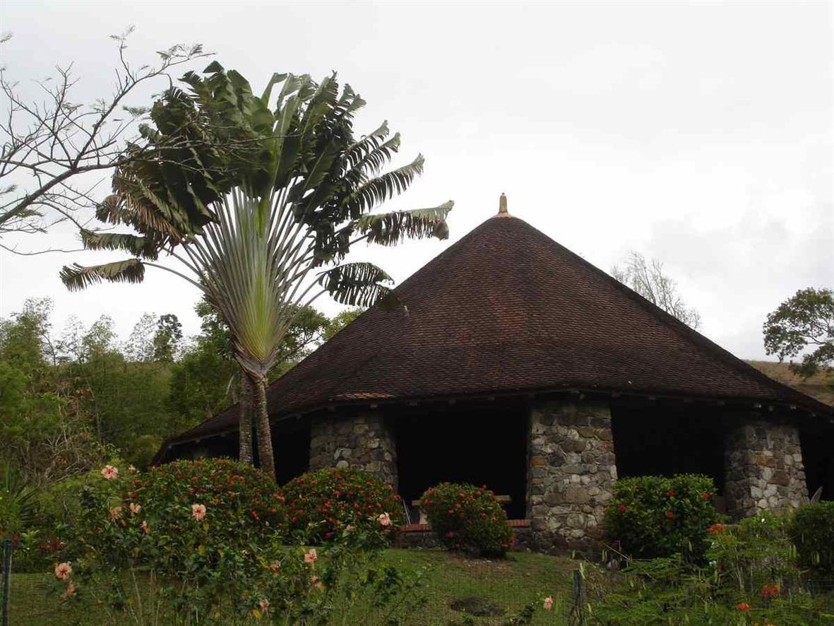 MUSEE DE LA PAGERIE - Martinique