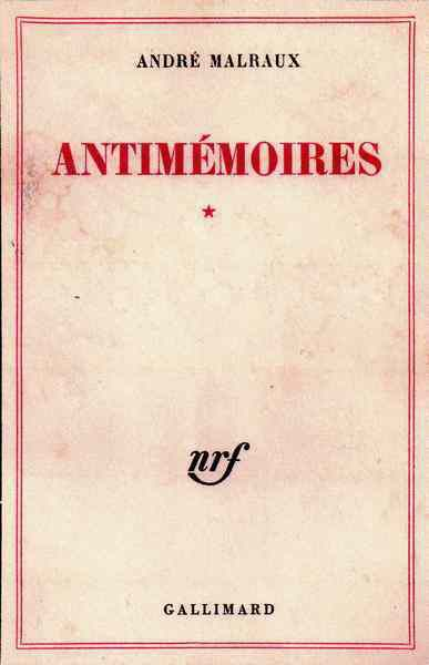 LECTURE-ANDRE MALRAUX