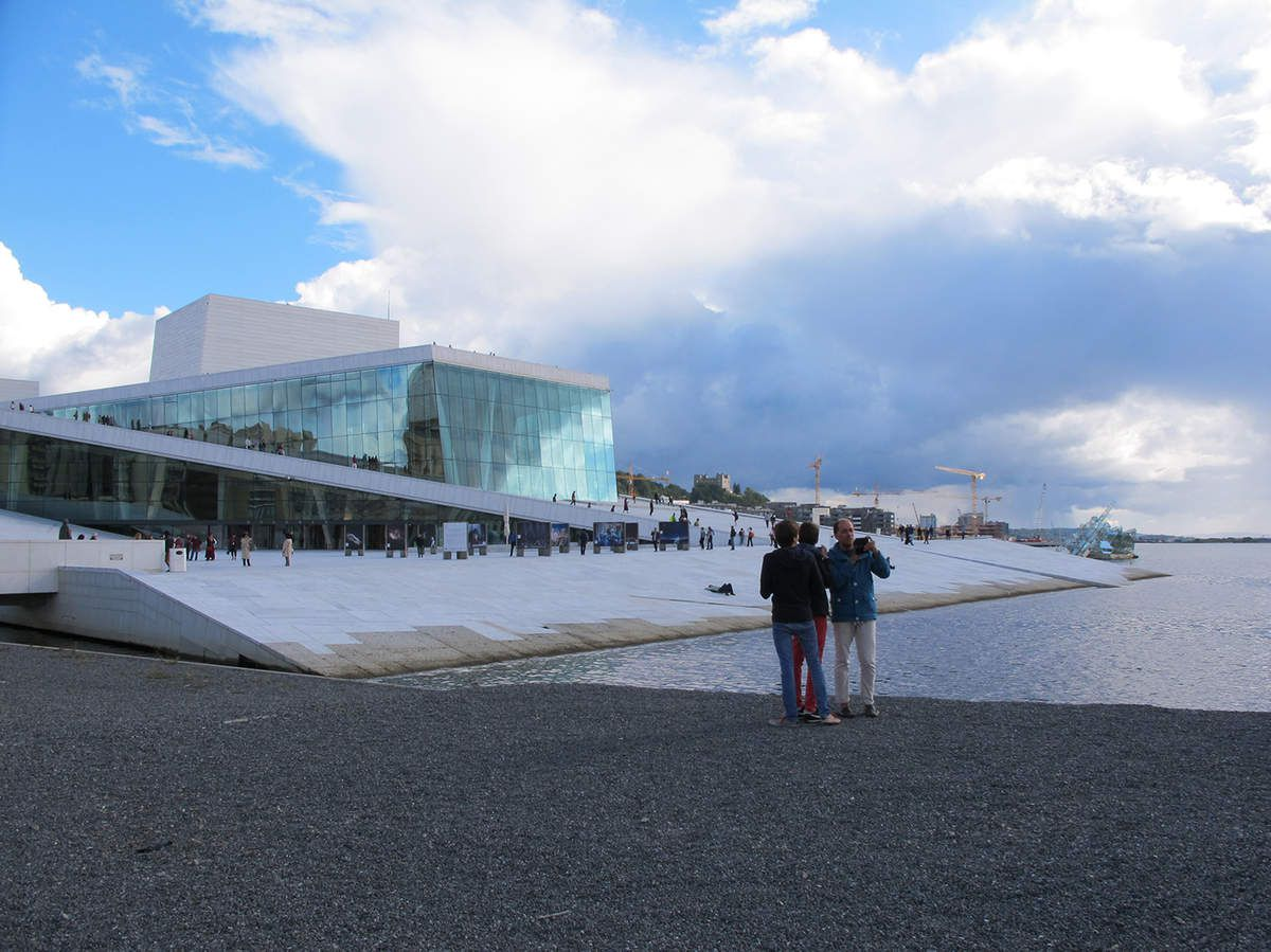 Oslo is now one of my favourite european town..