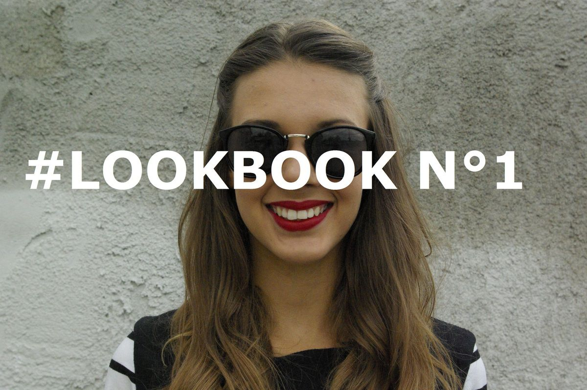 Look Book N°1 : 3 tenues d'inspiration