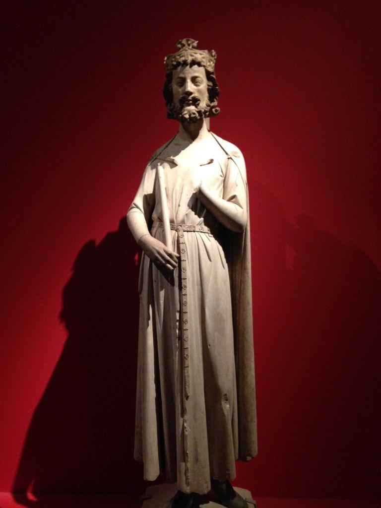 Louis IX, le roi saint