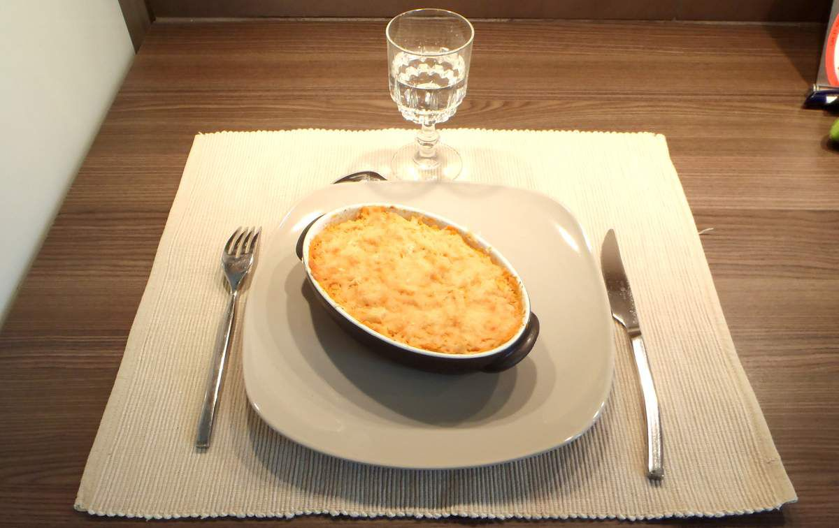 gratin de courgette et patates douces de l 39 assiette la palette. Black Bedroom Furniture Sets. Home Design Ideas