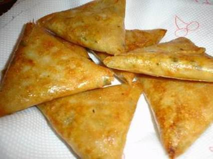 Cuisine Marocaine : Briwates .