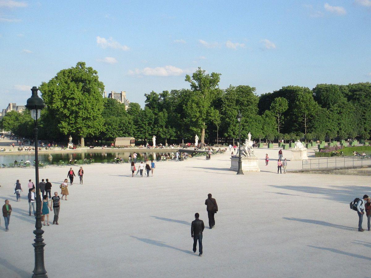 C'est toujours beau le patrimoine de Paris