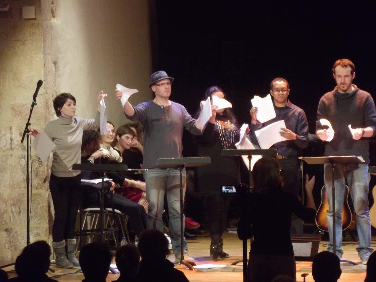 CFMI est le Centre Formation des Musiciens Intervenants de l'université de Poitiers