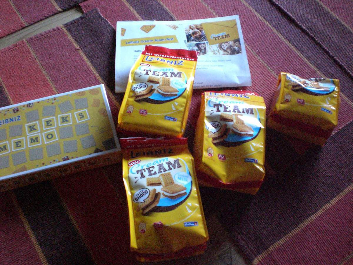 Leipniz Cream Team-Test