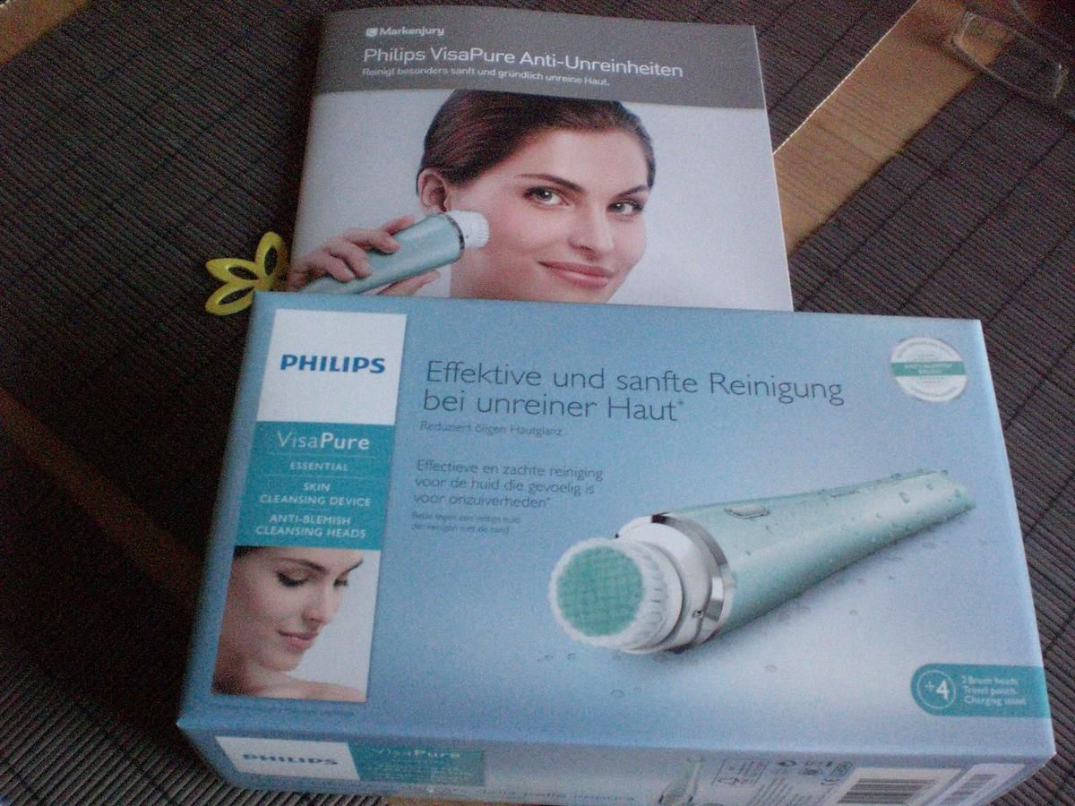 Philips VisaPure Anti-Unreinheiten im Test
