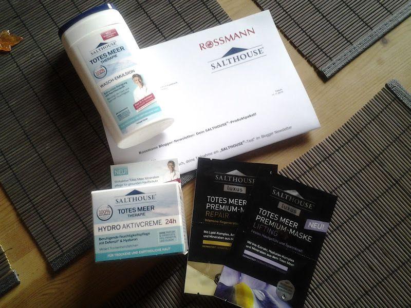 SALTHOUSE Produkte im Test....