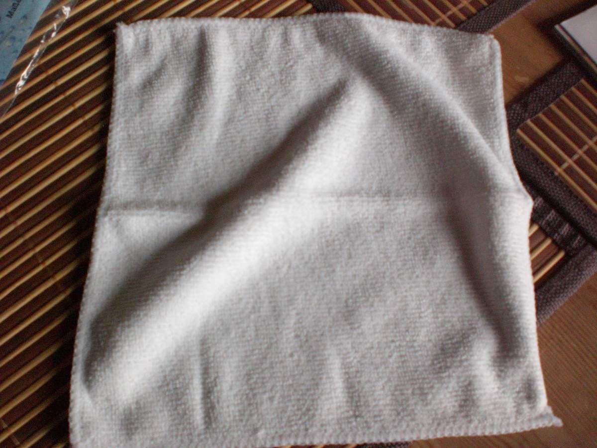 Gesichtsreinigungstücher, Kosmetiktücher aus Microfaser 6 Stück - sanfte porentiefe Reinigung (ultra fein) im Test...
