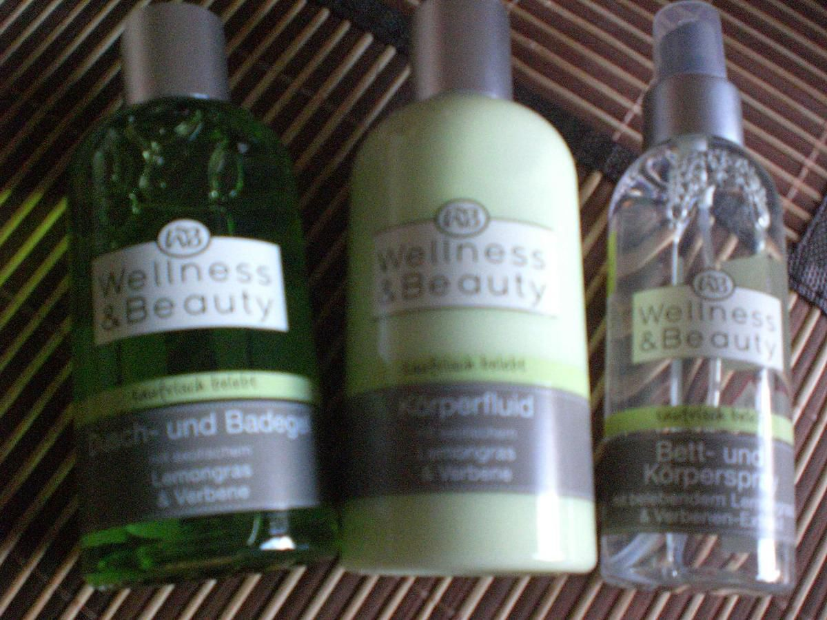 Wellness &amp&#x3B; Beauty von Rossmann