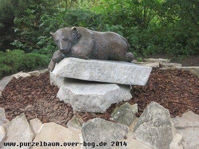 Skulptur von Knut von Josef Tabachnyk