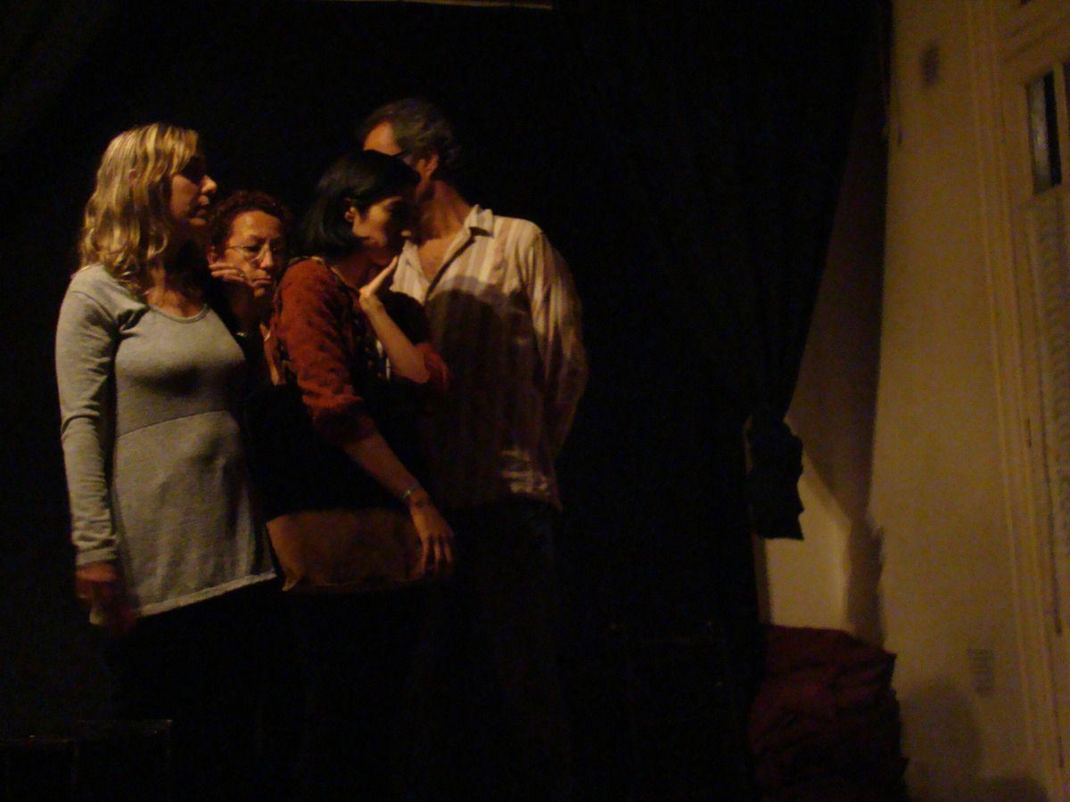 Hablando en criollo: Teatro es laburo.