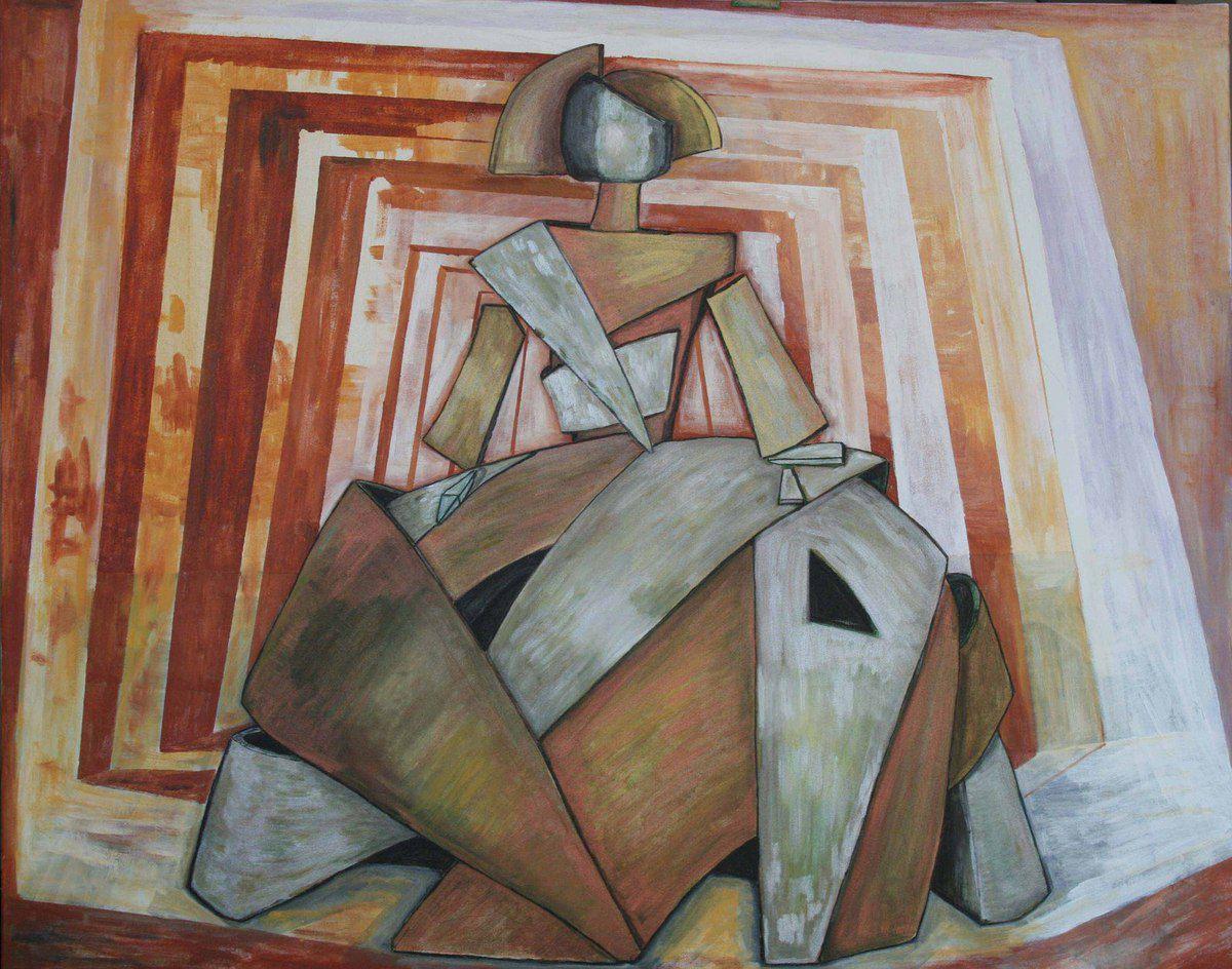 Pinturas de Pedro Moreno