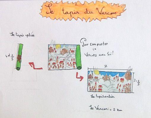 Tapis du Vercors