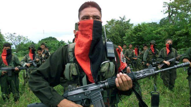 El ELN nació en 1964, el mismo año que las FARC.