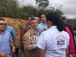 GNB niega acceso a Capriles y a Ramos Allup para ingresar a ver a Leopoldo López en Ramo Verde