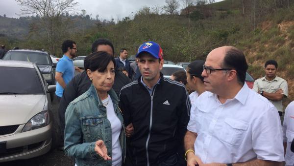 Henrique Capriles confía que este será el último cumpleaños de Leopoldo López tras las rejas en Venezuela