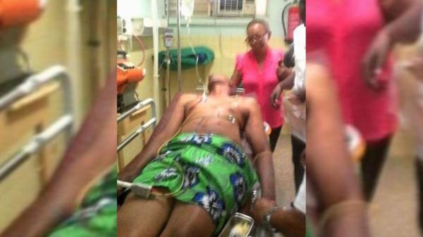 Guillermo Fariñas, hospitalizado en el octavo día de su huelga de hambre