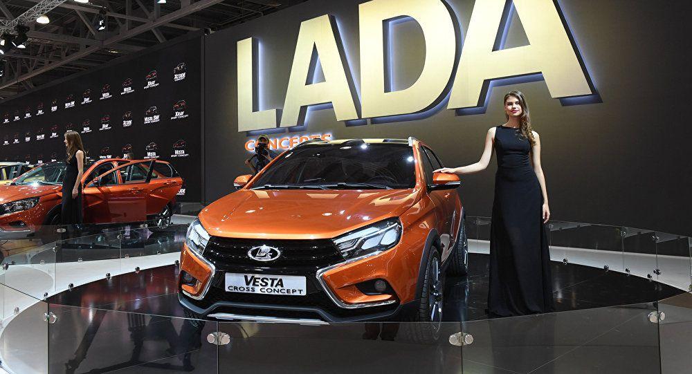 Nuevos prototipos de autos LADA revolucionan la industria automovilística rusa
