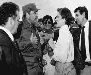 La vida oculta de Fidel Castro: un libro lleno de secretos