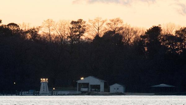Instalaciones que, según The New York Times, están en la propiedad de Maryland, situada a una hora y media de Washington D.C.