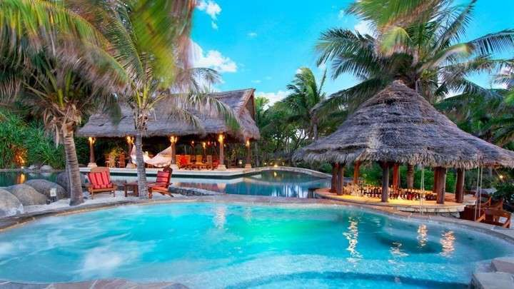 Isla Necker (HomeAway/La vanguardia)