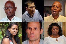 Muchos de sus nombres son aún desconocidos por la población cubana