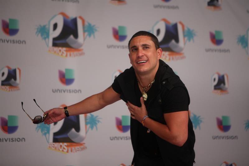 El cantautor cubano Osmani García. EFE/Archivo