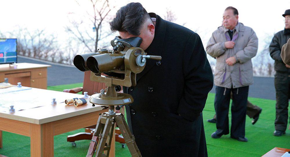 Paso a paso: lo que sucederá si EEUU ataca a Corea del Norte