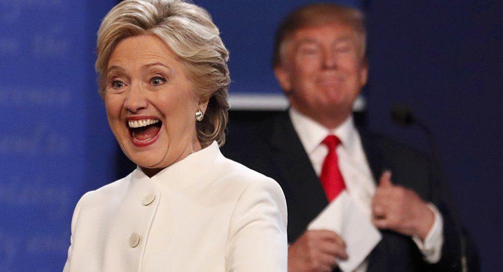 Roban en Nueva York computadora del servicio secreto con datos de Clinton y Trump