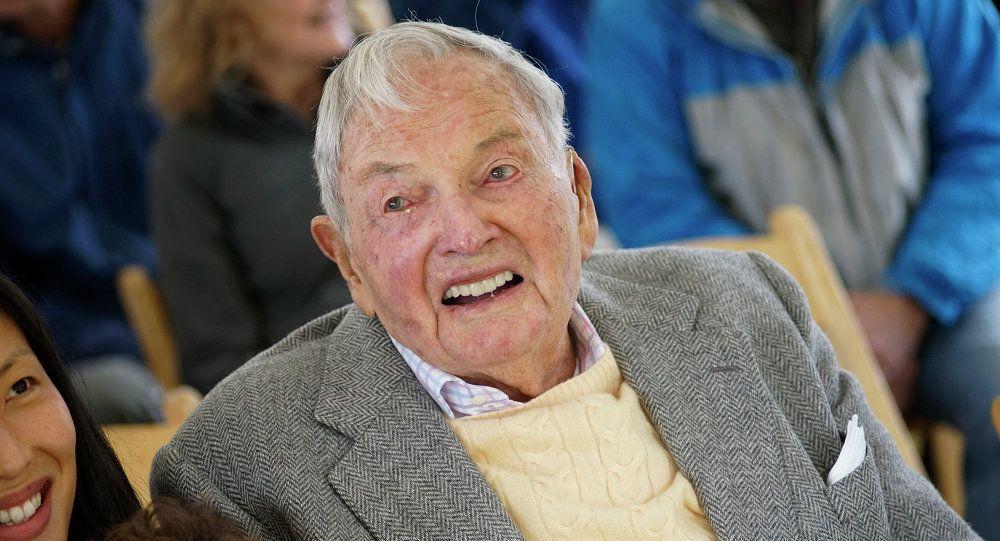 David Rockefeller se había sometido a seis transplantes de corazón desde 1976