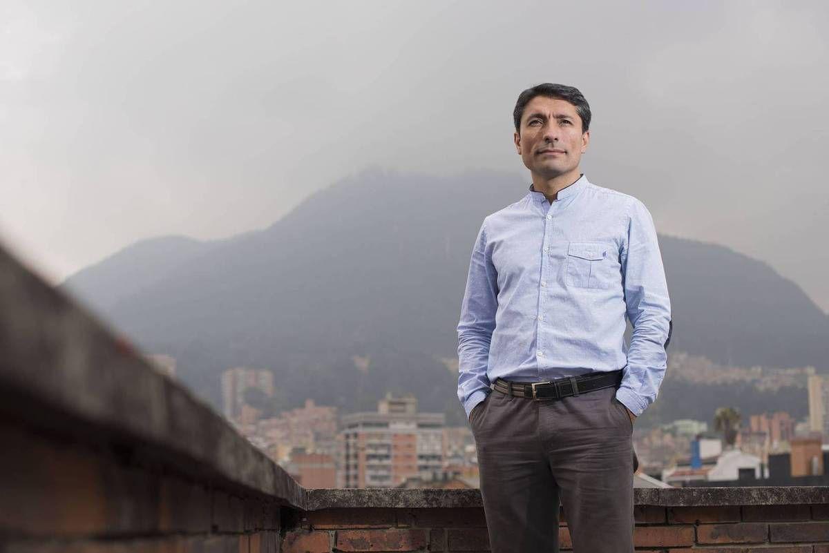 Alejandro Medina fue uno de los miles de colombianos que emigraron al país vecino y que cada vez con más frecuencia regresan