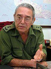 Jefe: General de División Leonardo Adollo