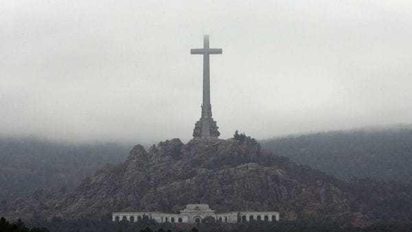 El Congreso de España aprobó exhumar los restos del dictador Francisco Franco